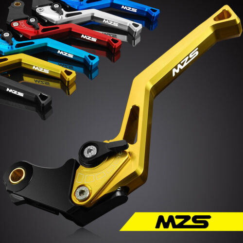 MZS Brake Clutch Levers For Suzuki HAYABUSA//GSXR1300 99-07 GSX1400 01-07//GSX650F