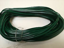 Details about Caravan or Motorhome Awning Rail 12mm Green insert Trim (Sold  In 10M Lengths)