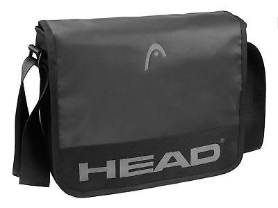 Creativo Head Cross Body Start Messenger Bag M Black Merci Di Alta Qualità