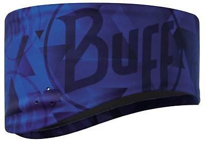 Buff® Windproof Headband Erwachsene Stirnband Logo Blue L/xl Kunden Zuerst