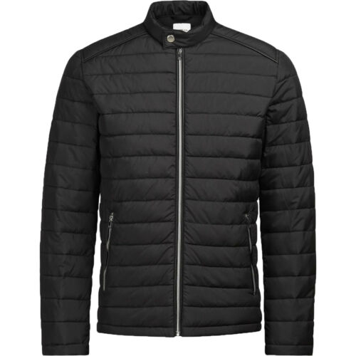 Jack Blend uomo Steppe Bomber da Jones Jacket Down Solid Giacca Hooded Transition rqTYSrEw