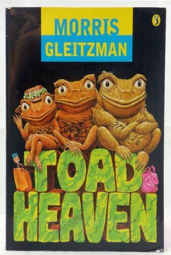 1 of 1 - MORRIS GLEITZMAN Toad Heaven - Softcover 20% Bulk Book Discount