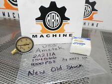 Usg Ametek 2a211a 154566 1000psi Pressure Gauge 14 Anpt Lm New Old Stock