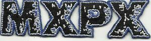 MXPX-logo-RARE-EMBROIDERED-SEW-IRON-ON-PATCH-official-IMPORT-no-longer-made