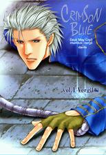 Devil May Cry doujinshi Mundus x Vergil + Dante Crimson Blue Ebony & Ivory