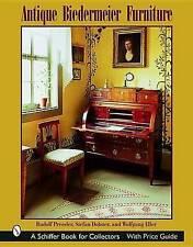 Antique Biedermeier Furniture by Pressler Rudolf