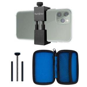 RetiCAM Smartphone Tripod Mount - Full Metal Universal Smart Phone Adapter