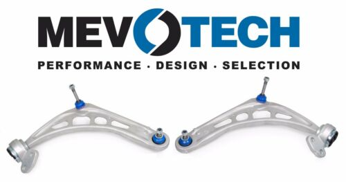 NEW For BMW 325Ci 330i E46 E85 Z4 Set of 2 Front Lower Control Arm Pair Mevotech