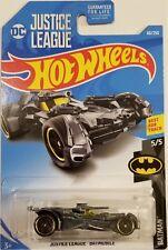 2019 Hot Wheels D-Case 66//250 Justice League Batmobile #5//5 Batman NEW