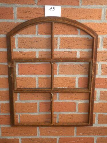 Stallfenster Gusseisenfenster Eisenfenster Gusseisen Kippflügel 53,5x69,5cm REPR