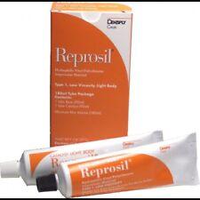 Dentsply Reprosil Light Body Orange 1 X 90 Ml Tube Base And Catalyst 626170