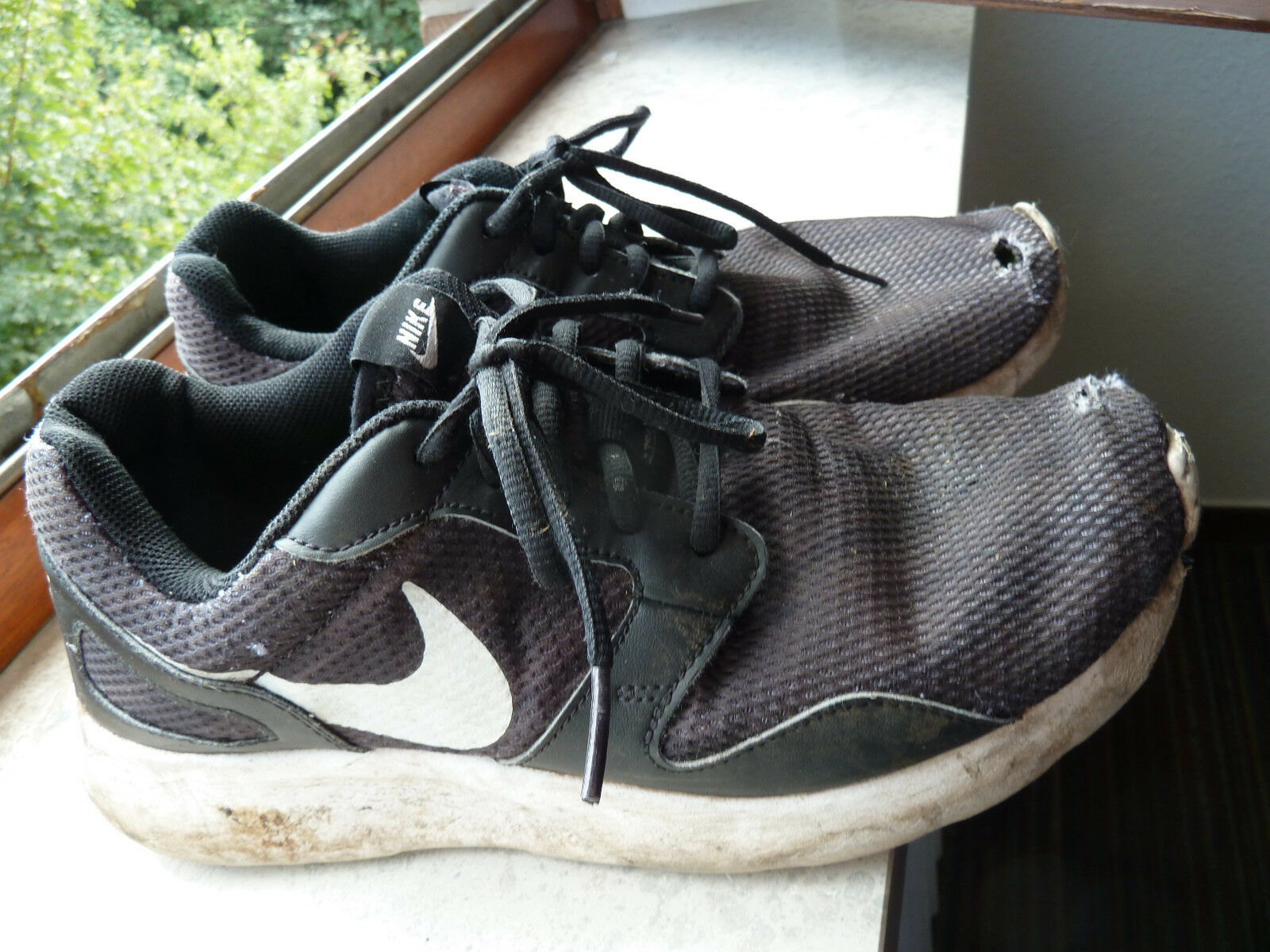 Hummel Sportschuhe Schuhe Sneaker schwarz 44 in Schleswig