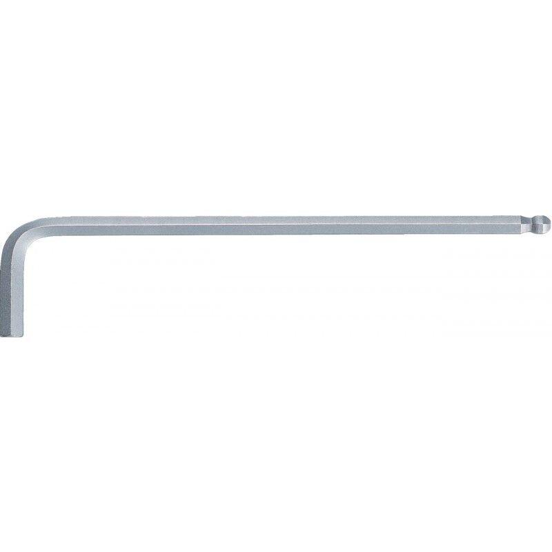 10 mm largo B/ÁSICO hexagonal llave KS Tools 151.2709
