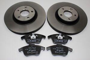Original-Bremsscheiben-Bremsbelaege-vorne-Ford-Mondeo-MK4-1500159-1916756