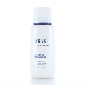 Obagi-Nu-Derm-Gentle-Cleanser-6-7oz-200ml-New-Fresh-SAMEDAY-SHIP