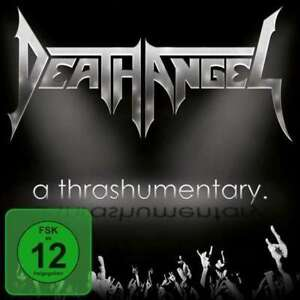Death-Angel-A-Trashumentary-The-Bay-Calls-For-Blood-Li-NEW-CD-DVD