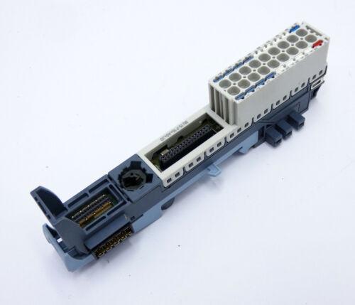 3 Base unit Siemens Simatic S7 6ES7 193-6BP00-0DA0 6ES7193-6BP00-0DA0 E used
