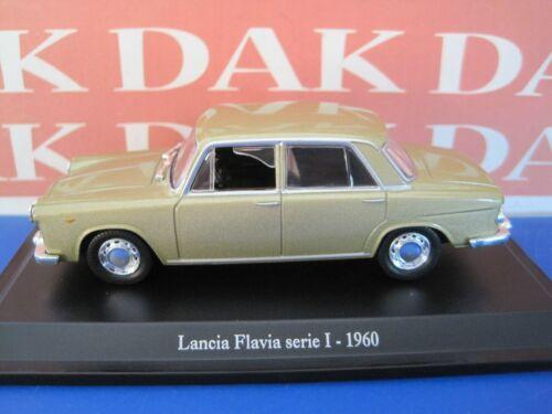 Die cast 1//43 Modellino Auto Lancia Flavia I Serie 1960