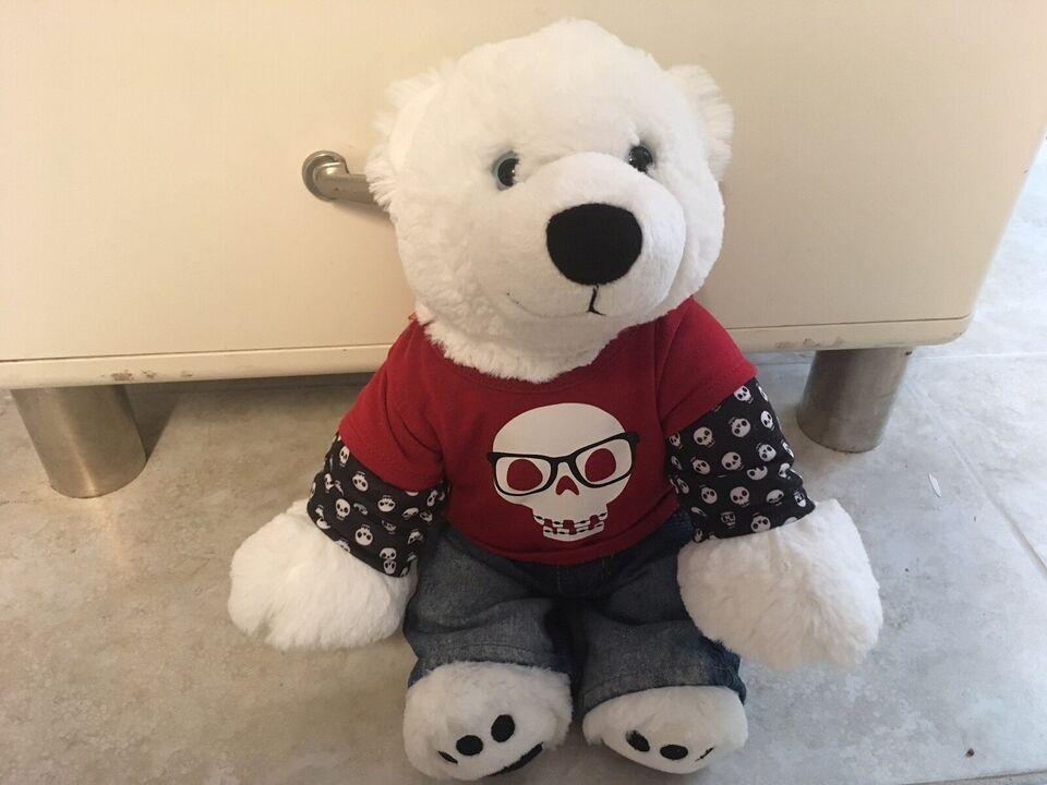 Bamse og bamsetøj Build a bear star wars mc quin, Build a bear