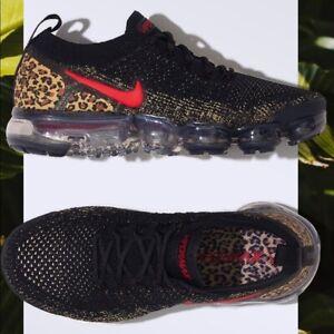 leopard vapormax black