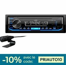 Autoradio numérique Bluetooth MP3 / USB / JVC BKD-X351BT + Clé USB 8Go OFFERTE !