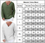 Men-Casual-Shirt-Slim-Fit-T-Shirt-Tee-Long-Sleeve-Muscle-Sport-Gym-Plain-Tops-US thumbnail 7