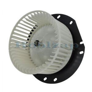 A//C Heater Blower Motor w//Fan Cage for 97-13 Ford E350 Van E250 E150 E Series