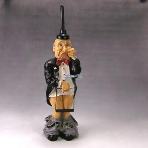 Toilettenpapierhalter Klopapierhalter Party Figur Statue WC KLO Rollen Lustiger