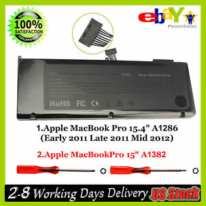 For-Apple-A1382-Battery-MacBook-Pro-Unibody-15-034-A1286-Late-Early-2011-Mid2012