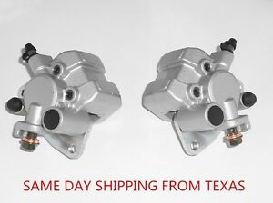 FRONT BRAKE CALIPER PAIR FOR HONDA ATV 1993-2008 SPORTRAX TRX400EX 300EX 250EX