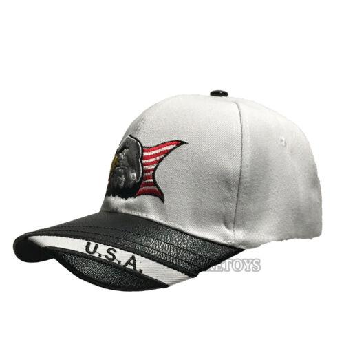 USA American Bald Eagle Flag Embroidered Baseball Cap Hat Premium NEW NEW NEW