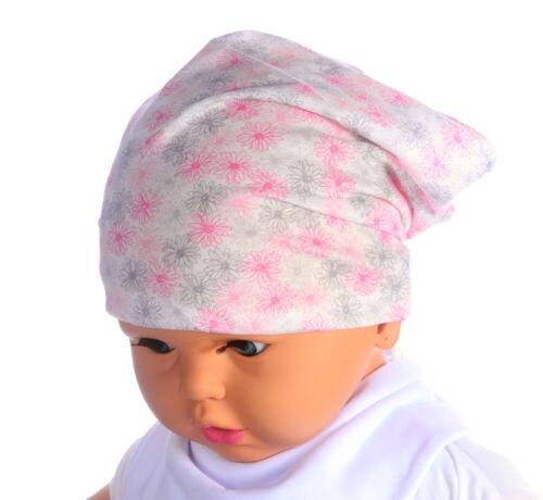 Bandana Kopftuch Baby Kinder Stirnband Sommer Mütze Kopfbedeckung Gummiband