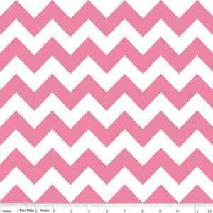 Riley-Blake-Designs-Medium-Chevron-Pink-sold-per-half-metre