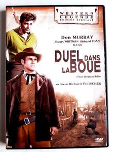 Duel-dans-la-boue-Richard-FLEISCHER-dvd-Tres-bon-etat