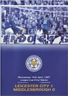Leicester City - 1997 League Cup Final Replay (DVD, 2010)
