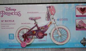 """Disney Princess Filles 16/"""" /'s EZ construire vélo rose par Huffy"""