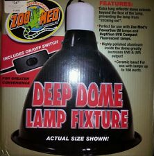 Zoo mad Deep dome Lamp fixture item# lf-17