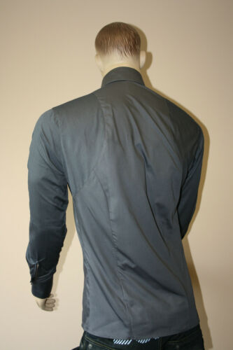 € Annhagen-Designer Camicia Slim Fit-sexi-Taglia L-UVP 299,-