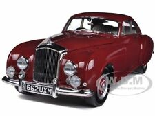 1954 BENTLEY R TYPE CONTINENTAL MAROON 1/18 DIECAST MODEL MINICHAMPS 100139421