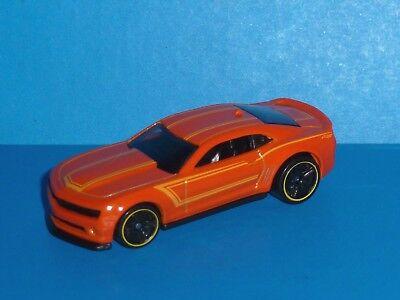 Fifty Hot Wheels /'13 Chevy Camaro Special Edition Loose Orange 1:64