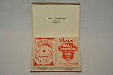 Casino Spielkarten Romme Bridge Whist Altenburg Französisches Bild