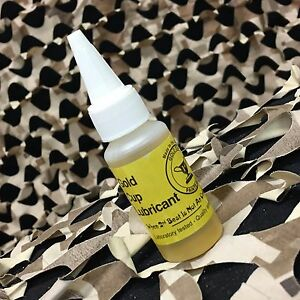 NEW-Gold-Cup-Paintball-Marker-Gun-Oil-Lubricant-1oz