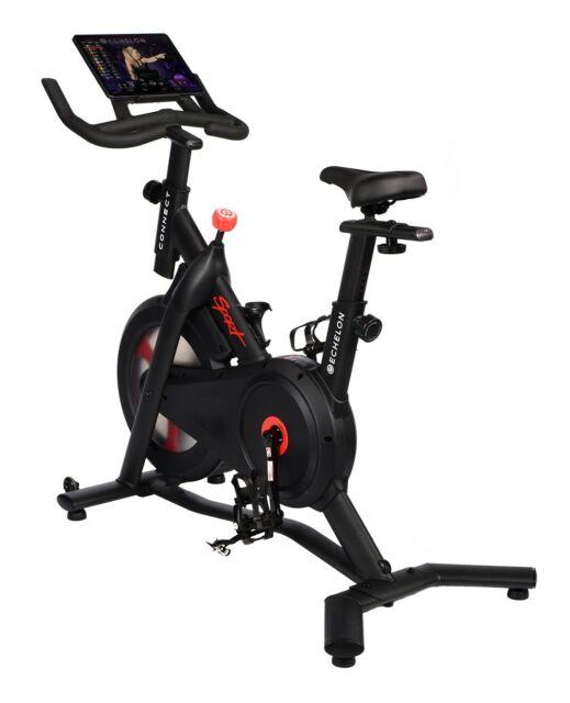 Echelon Connect Sport Smart Exercise Bike Sport Peloton Compared  eBay