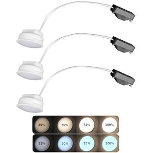 warmweiß 5W dimmbar Flach Leuchte Einbau LED Modul GU10//MR16 Ersatz kaltweiß
