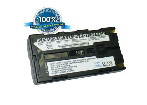 UR-124 Premium Battery for Sanyo UR-121 UR-124D NEW UR-121D IDC-1000Z