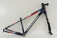 "2014 Cannondale F29 5 MTB Bicycle Frame + Lefty PBR Fork Size Small 29"" Aluminum"