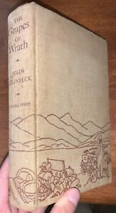 THE-GRAPES-OF-WRATH-by-JOHN-STEINBECK-1940-FIRST-EDITION-12th-PRINTING
