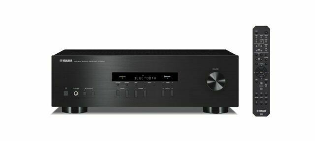 Yamaha R-S202BL Stereo Receiver with Bluetooth   FREE TWO DA