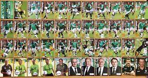 44Ak-Sv-Werder-Bremen-Tarjetas-Autografiadas-2007-08-Original-Firmado