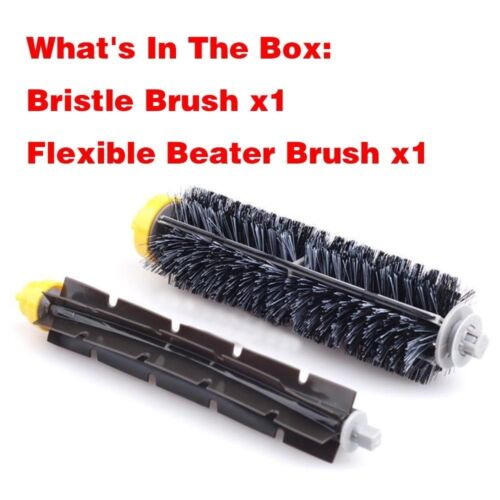 Hepa Filter Side Brush for iRobot Roomba 700 760 770 780 Vacuum Cleaner Parts us